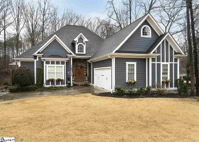 Easley Single Family Home For Sale: 213 Inverness