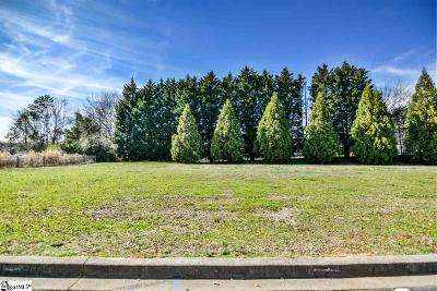 Simpsonville Residential Lots & Land For Sale: 634-G Fairview