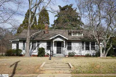 Anderson Single Family Home For Sale: 420 North