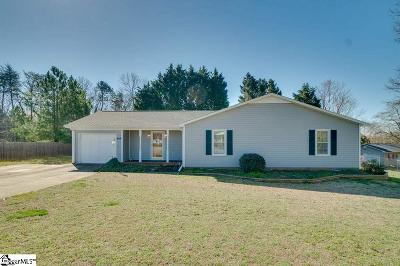 Greenville Single Family Home For Sale: 904 Spruce