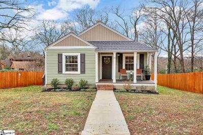 Greenville Single Family Home For Sale: 30 McAdoo
