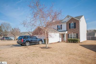 Simpsonville Single Family Home For Sale: 416 Woodford