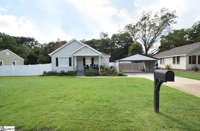 Greenville Rental For Rent: 115 Ridgeway