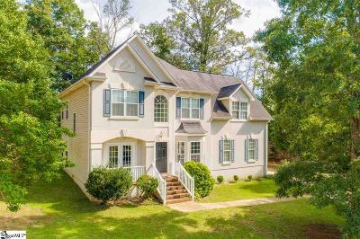 Greenville Single Family Home For Sale: 110 Springhouse
