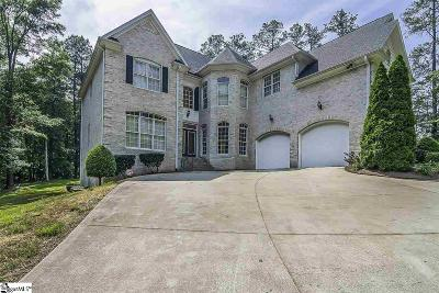 Spartanburg Single Family Home For Sale: 537 Magnolia Blossom