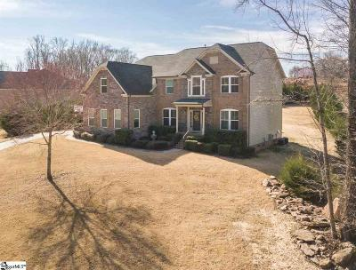 Simpsonville Single Family Home For Sale: 139 Scotts Bluff