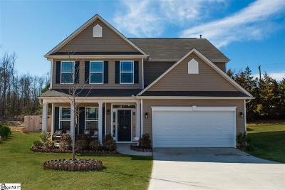 Simpsonville Single Family Home For Sale: 116 Triton