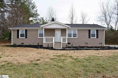 Campobello Single Family Home For Sale: 1121 Wingo