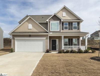 Easley Single Family Home For Sale: 306 Skye