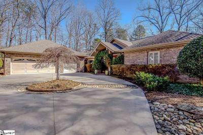 The Cliffs At Glassy, The Cliffs At Keowee, The Cliffs At Keowee Falls, The Cliffs At Keowee Falls North, The Cliffs At Keowee Falls South, The Cliffs At Keowee Springs, The Cliffs At Keowee Vineyards, The Cliffs At Mountain Park, Cliffs Valley Single Family Home For Sale: 200 Knightsridge