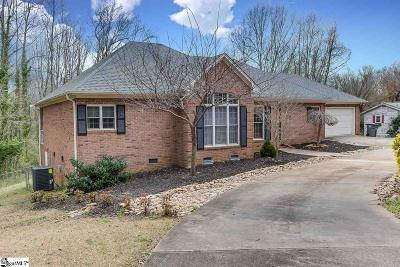 Greenville County Single Family Home Contingency Contract: 1005 N Parker