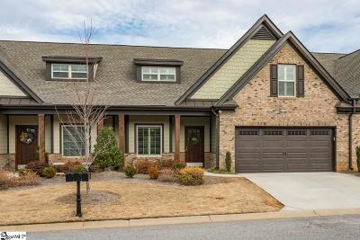 Greer Condo/Townhouse For Sale: 308 Scotch Rose