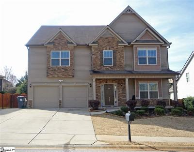 Simpsonville Rental For Rent: 415 River Summit