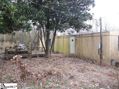 Easley Mobile Home For Sale: 109 Looney