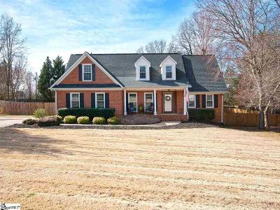 Single Family Home Contingency Contract: 319 Winding Oak
