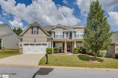 Simpsonville Single Family Home For Sale: 222 Horsepen