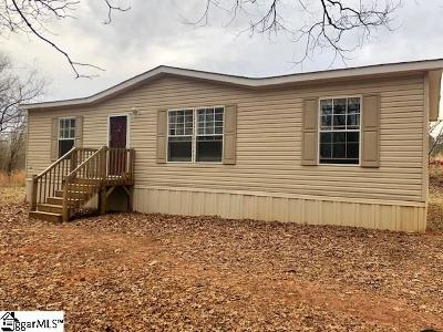 Travelers Rest Mobile Home For Sale: 7 N McCauley