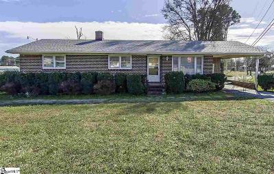 Single Family Home For Sale: 1005 Old Anderson Mill