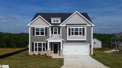 Greer Single Family Home For Sale: 400 Marietta #Lot 50