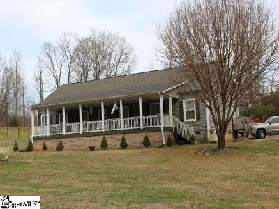 Single Family Home For Sale: 393 Caesars Head