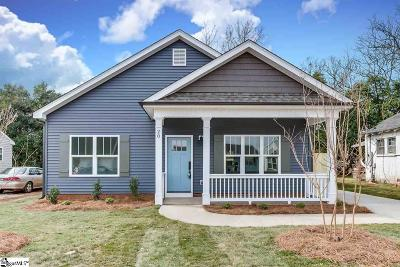 Greenville Single Family Home For Sale: 20 Chaney