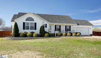 Single Family Home For Sale: 118 Dark Wood