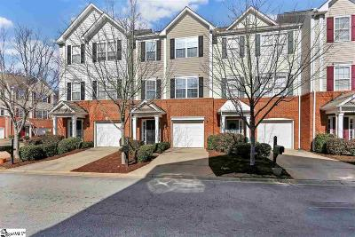 Greenville Condo/Townhouse For Sale: 624 Montreux