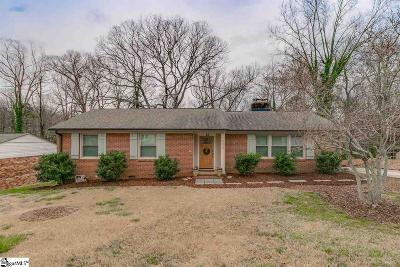 Greenville Single Family Home For Sale: 200 Lowndes