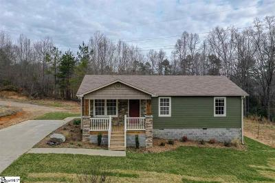 Travelers Rest Single Family Home For Sale: 450 Lindsey Lake