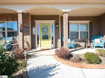 Anderson Single Family Home For Sale: 148 Jones Creek