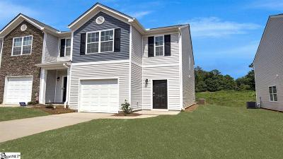 Greenville County Condo/Townhouse For Sale: 101 Moorlyn