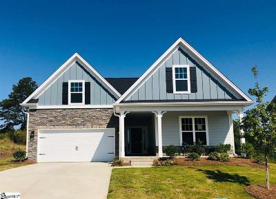 Single Family Home For Sale: 281 Braselton #Lot 48