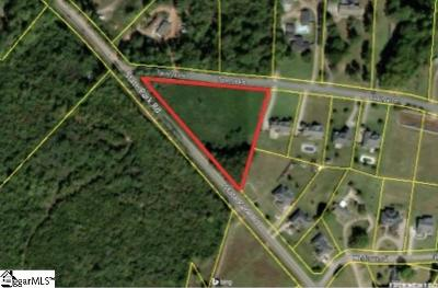 Travelers Rest Residential Lots & Land For Sale: State Park