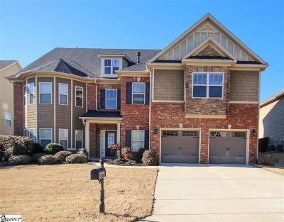 Simpsonville Single Family Home For Sale: 144 Fort