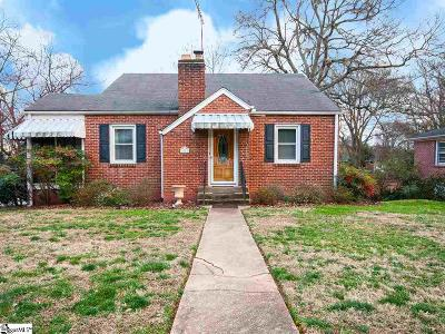Greenville Single Family Home For Sale: 20 Simmons