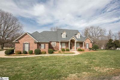 Greer Single Family Home For Sale: 602 Henderson