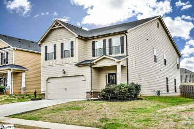 Simpsonville Single Family Home For Sale: 146 Border
