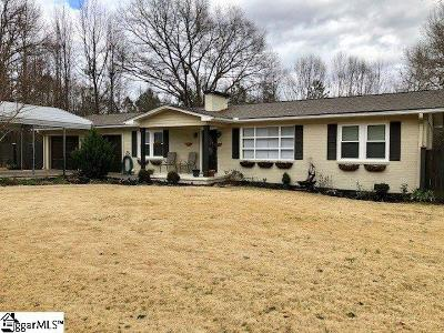 Pickens SC Single Family Home For Sale: $169,900