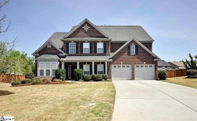 Simpsonville Single Family Home Contingency Contract: 30 Blacksburg
