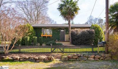 Taylors Single Family Home For Sale: 302 Bahan