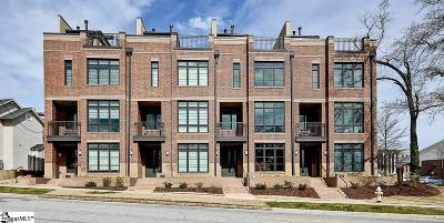 Greenville Rental For Rent: 1027 S Main #403