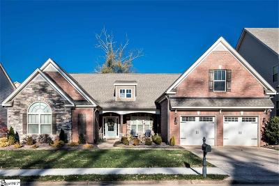 Simpsonville Single Family Home For Sale: 205 Carters Creek