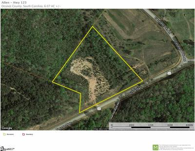 Residential Lots & Land For Sale: Toccoa