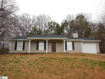 Greenville Single Family Home For Sale: 40 Shore