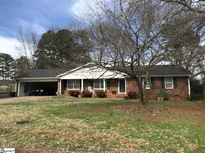 Boiling Springs Single Family Home For Sale: 111 Phillips