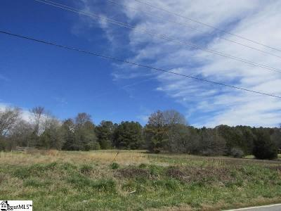 Laurens Residential Lots & Land Contingency Contract: Ranch