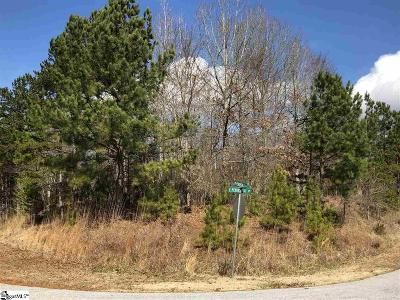 Laurens Residential Lots & Land For Sale: E/W Peninsula