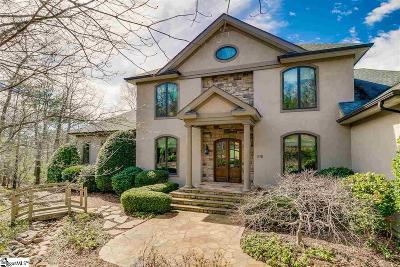 The Cliffs At Glassy, The Cliffs At Keowee, The Cliffs At Keowee Falls, The Cliffs At Keowee Falls North, The Cliffs At Keowee Falls South, The Cliffs At Keowee Springs, The Cliffs At Keowee Vineyards, The Cliffs At Mountain Park, Cliffs Valley Single Family Home For Sale: 106 Eagle Rock