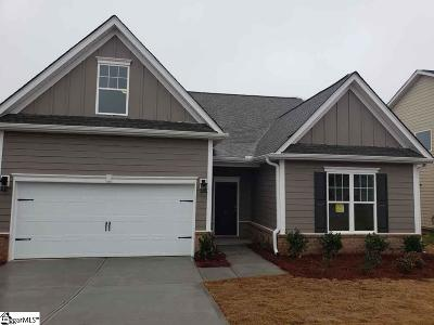Simpsonville SC Single Family Home For Sale: $230,990