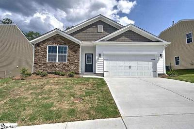 Simpsonville SC Single Family Home For Sale: $219,990